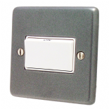 Standard Plate Pewter Fan Isolator Switches